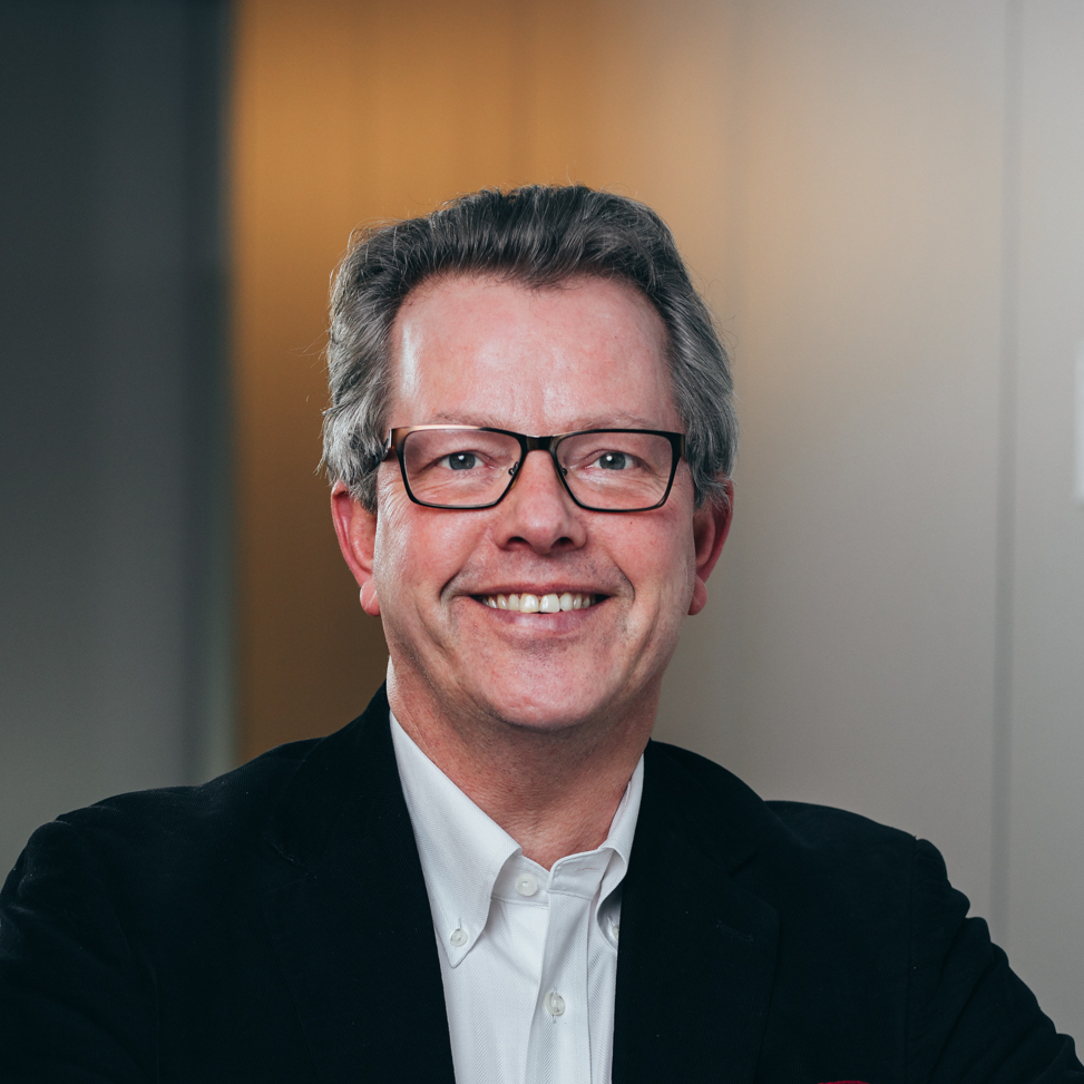Sven Borchert, Principal Industry Practice Maritime