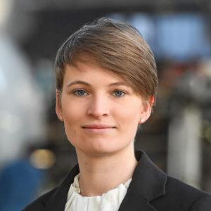 Julia Frauendorf, Senior Consultant