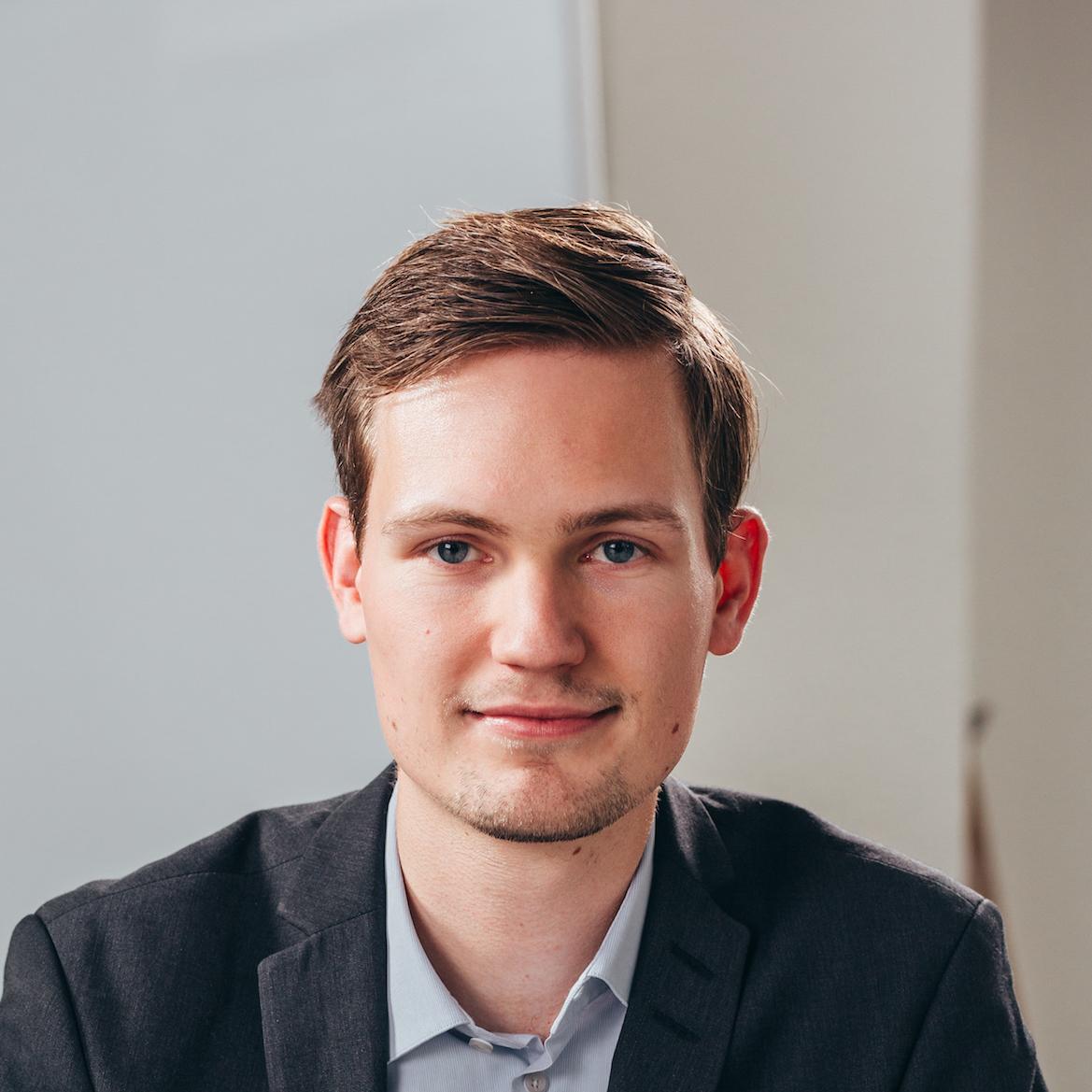 Jasper Glenewinkel, Senior Consultant